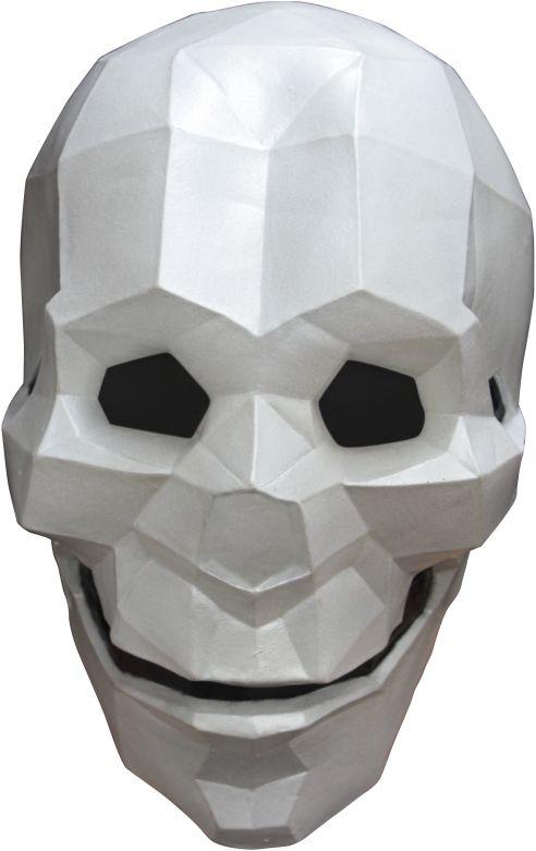 Headmask - Low Poly Skull