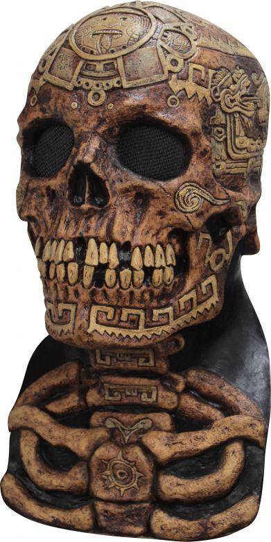 Headmask - Aztec Skull