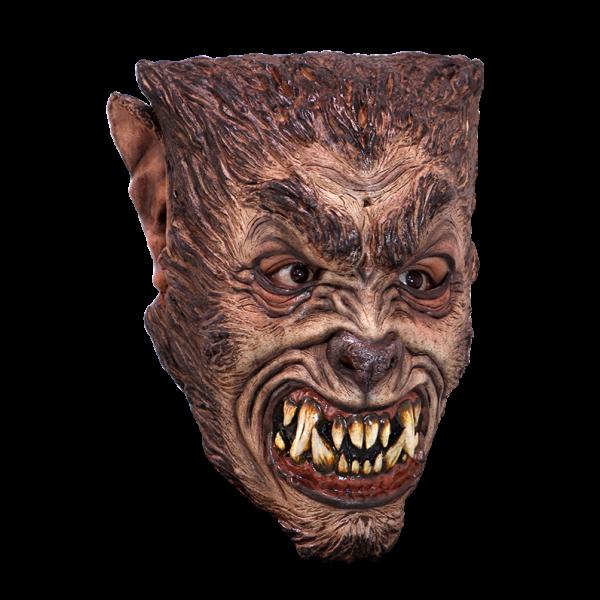 Headmask with Hair - Wolferdoom