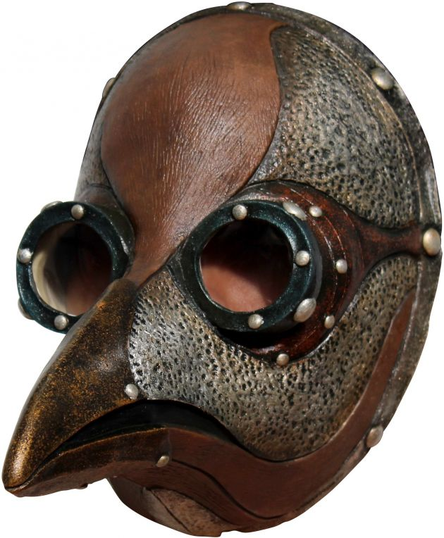 Headmask - Peste Steampunk