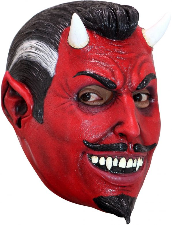 Headmask - El Diablo