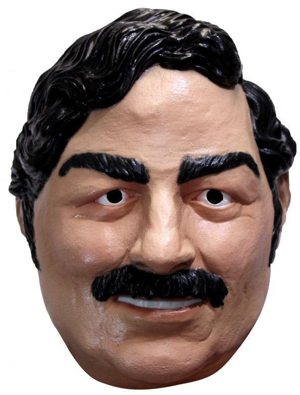 Headmask - Pablo Escobar