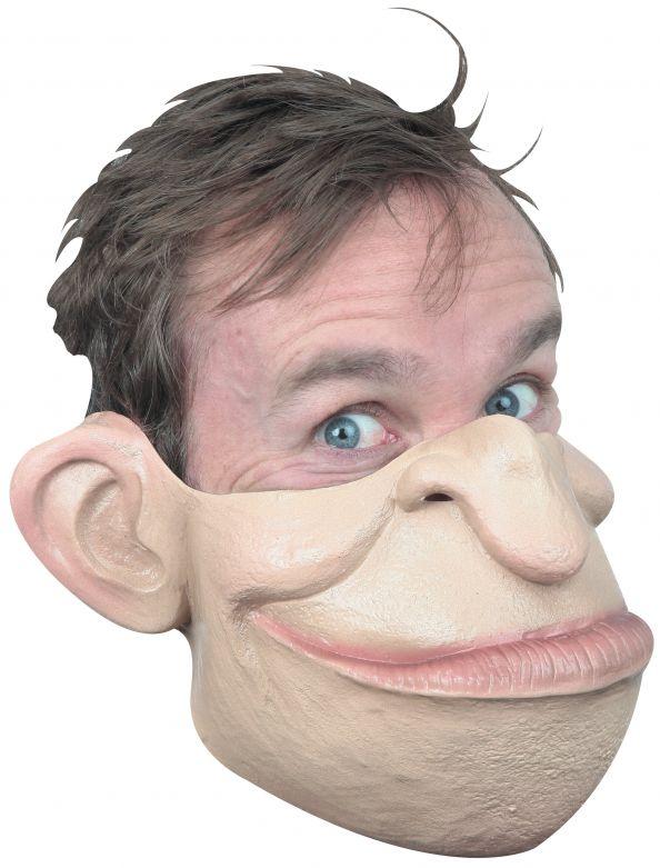 Chin Mask - Mouthful