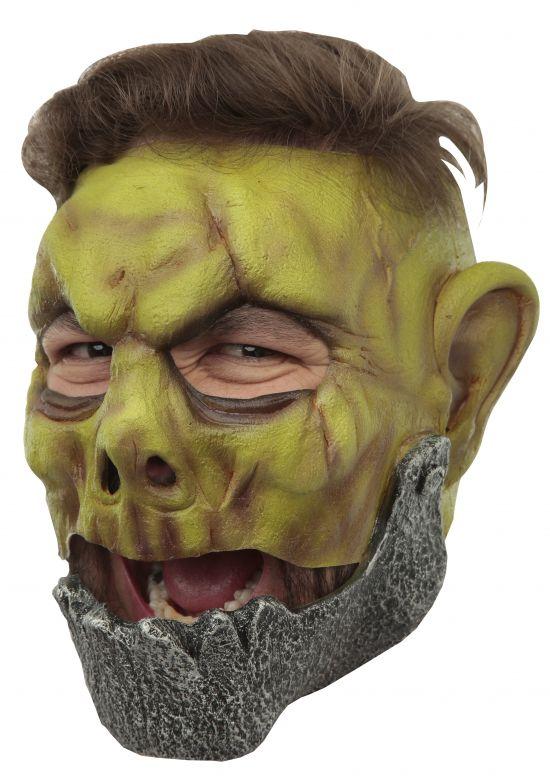 Headmask - Metal Jaw Monster
