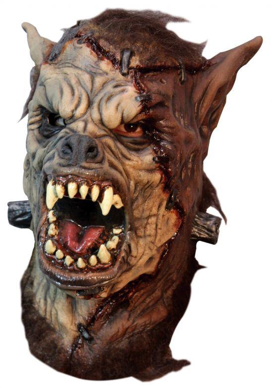 Headmask - Frankn Wolf