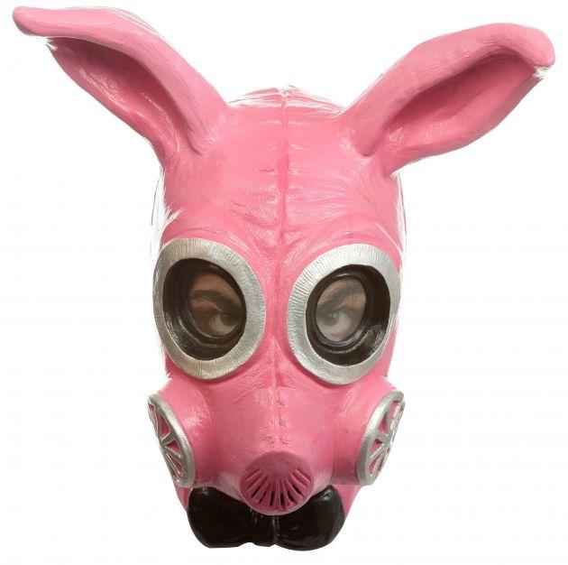 Headmask - Kinky Bunny Gas Mask