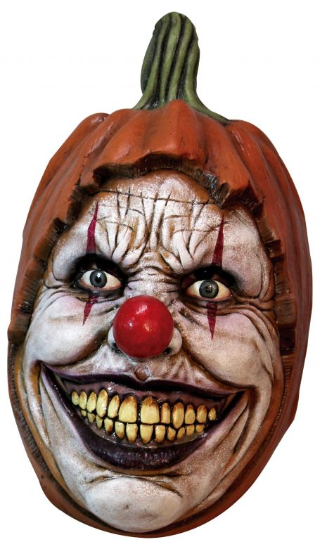 Headmask - Carving Clown