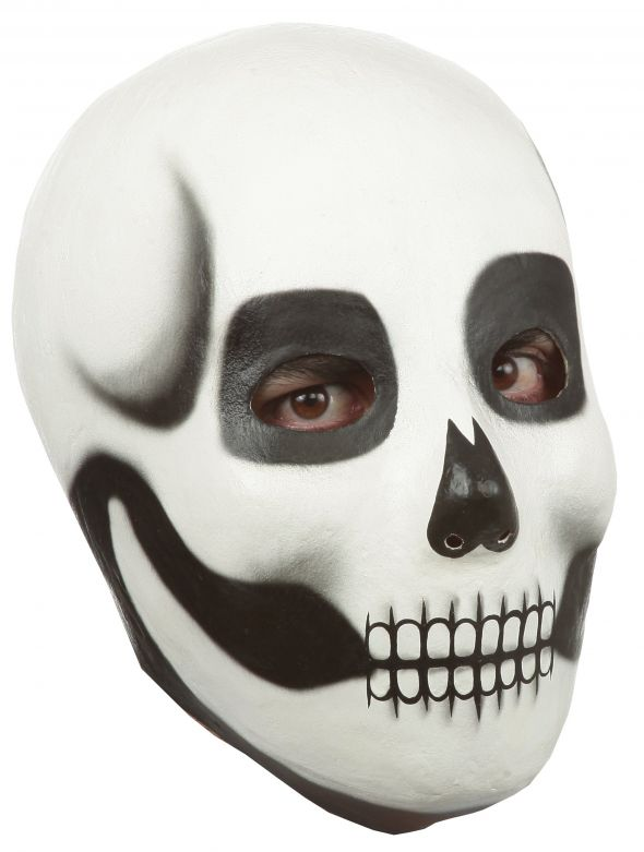 Headmask - Makeup Skull