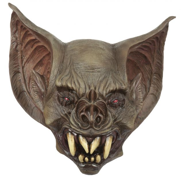 Headmask - Bat Creature