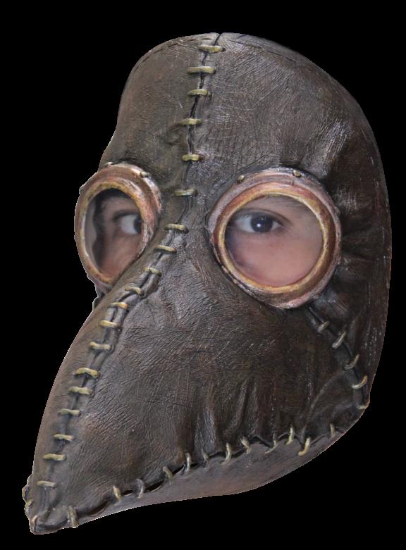 Headmask - Plague Doctor Steampunk