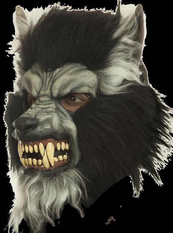 Headmask - Gray Howling