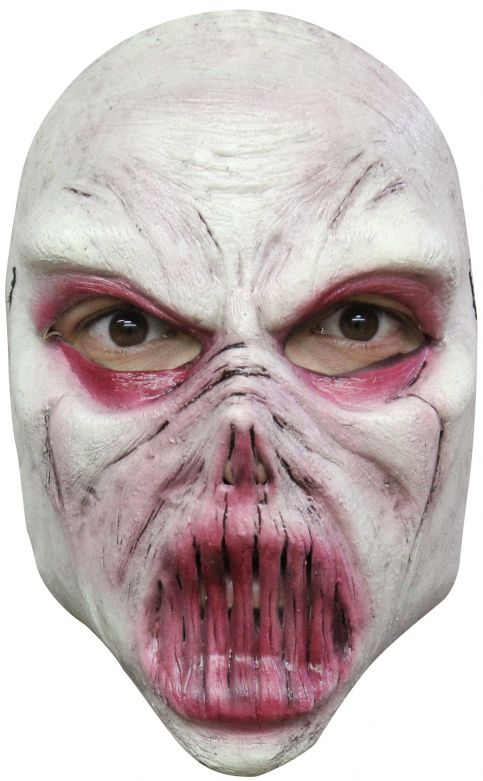 Face Mask - Ghoul