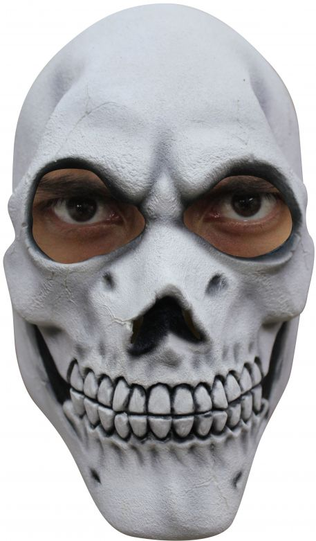 Face Mask - Simple Skull