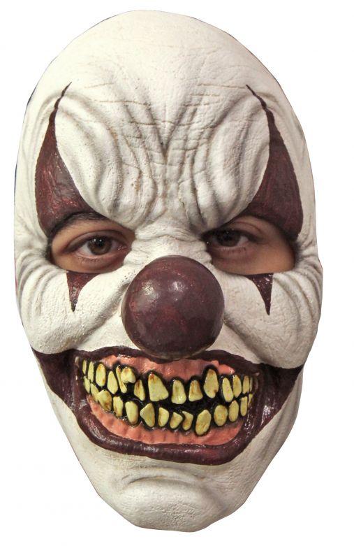 Face Mask - Chomp Clown