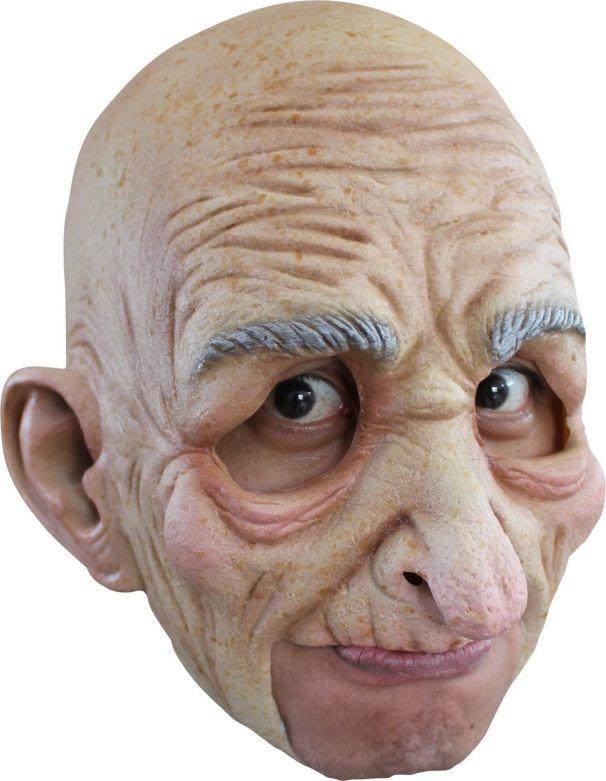 Chinless Mask - Old Man