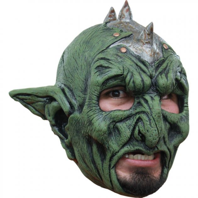 Chinless Mask - Orc