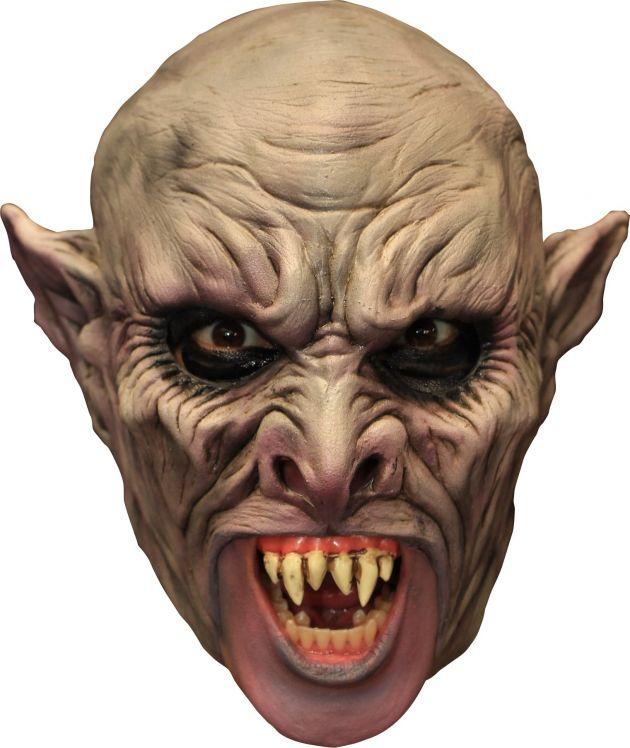 Kinloos Masker + tanden -  Vamp / One-size