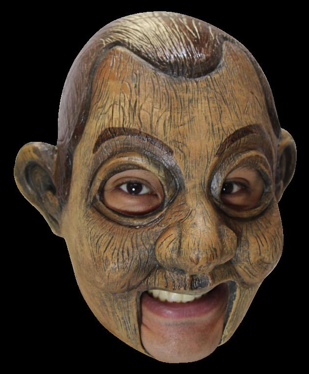 Chinless Mask - Jimmy Puppet
