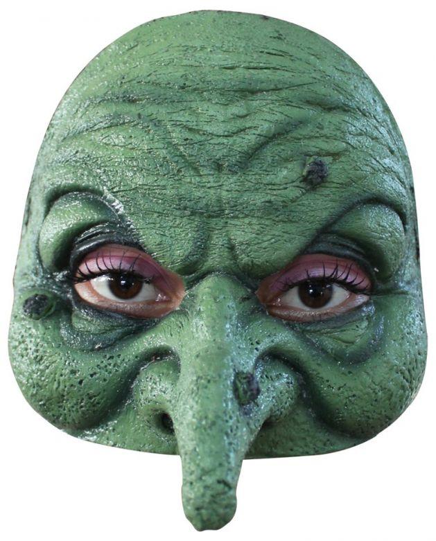 Half Mask - Witch