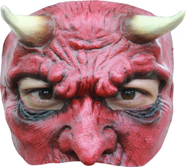 Half Mask - Devil