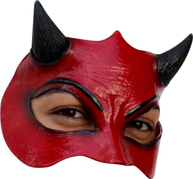 Half Mask - She Devil