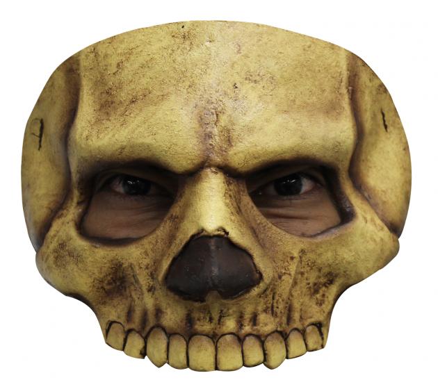 Half Mask - Skully
