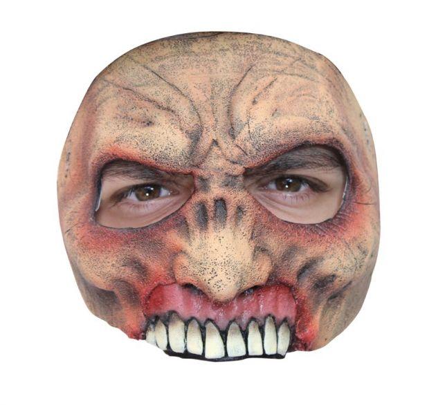 Half Mask - Zombie