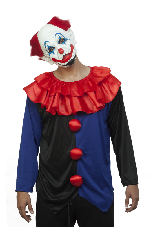 Headmask - Rosso the Clown
