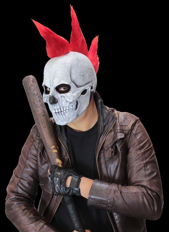 Headmask - Punk Skull
