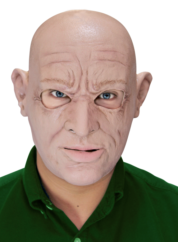 Headmask - John Doe
