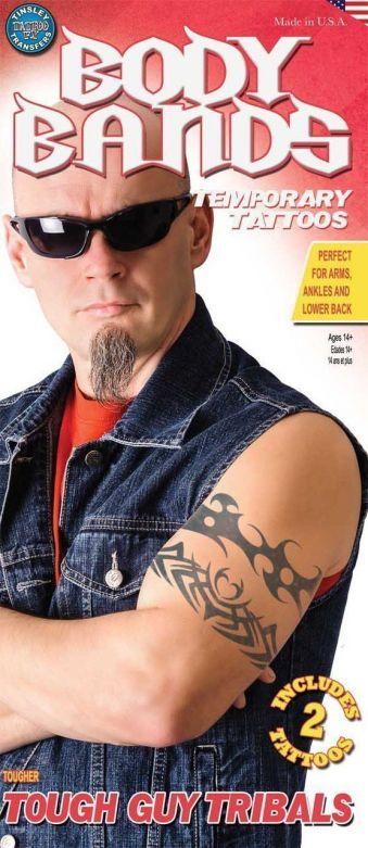 Tattoo Body Bands - Tough
