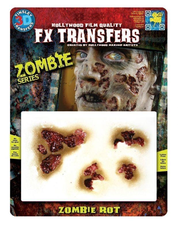 Zombie FX Transfers - Zombie Rot