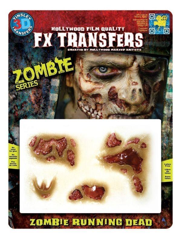 Zombie FX Transfers - Zombie Flesh