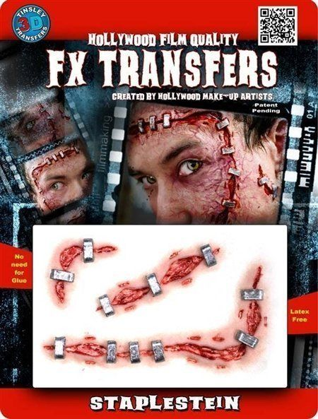 Large 3D FX Transfers - Staplestein