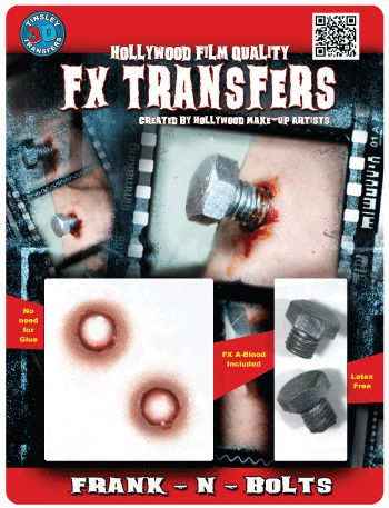 Large 3D FX Transfers - Frank-N-Bolts