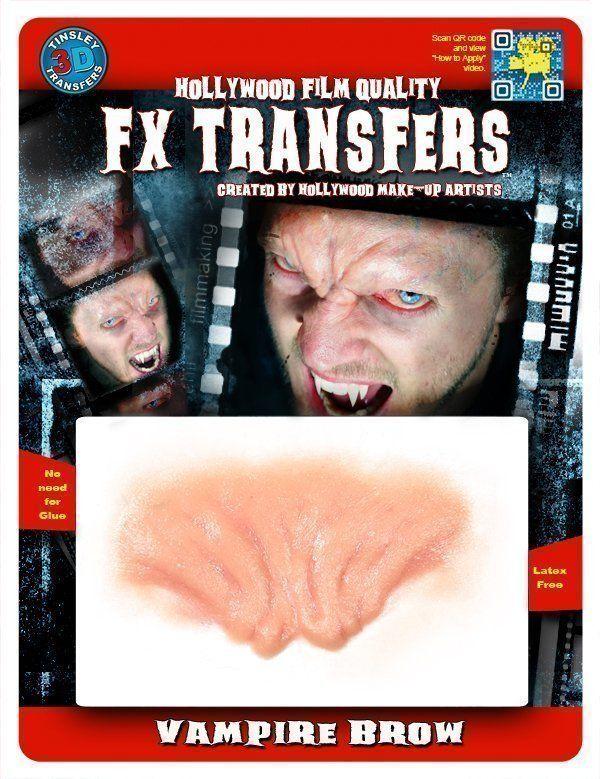 3D FX Transfers - Evil Brow
