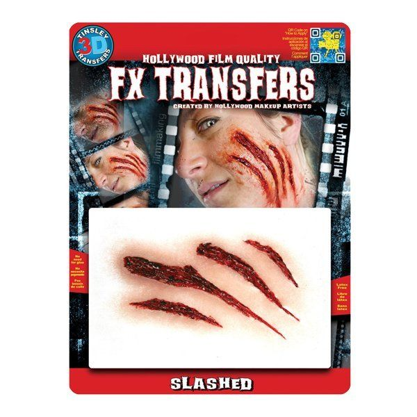 Large 3D FX Transfers - Slashed