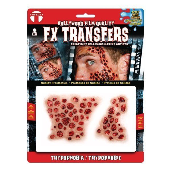 Large 3D FX Transfers - Trypophobia
