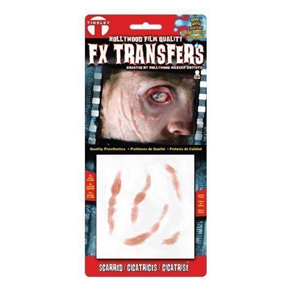 Kleine 3D FX Transfers - Scarred