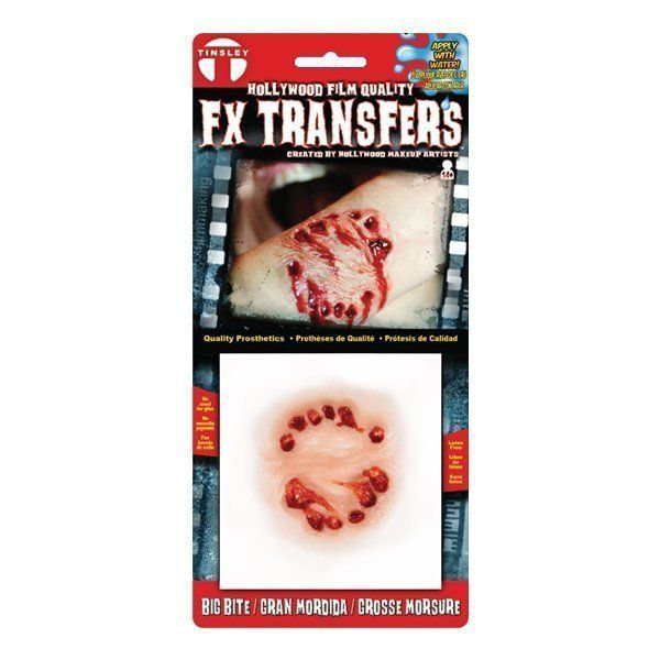 Small 3D FX Transfers - Big Bite