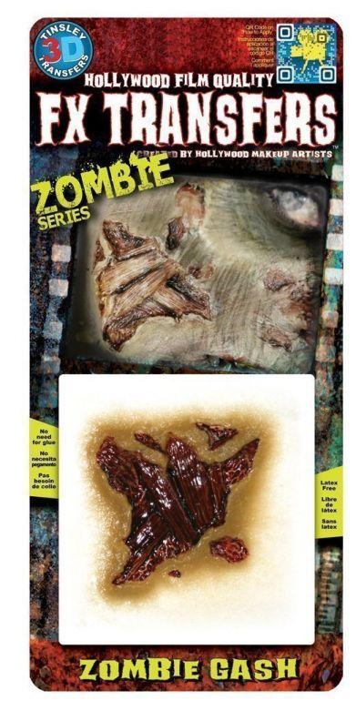 Zombie FX Transfers - Zombie Gash