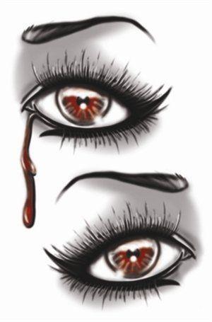 Goth Tattoos - Evil Eye