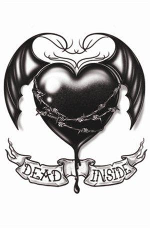 Goth Tattoos - Dead Inside