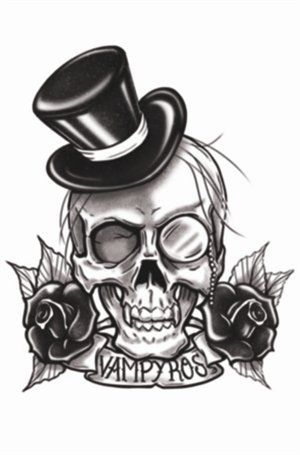 Goth Tattoos - Vampyros