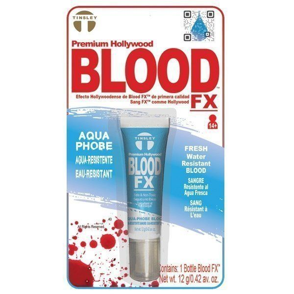 Blood FX - Bright Red Hydrophobic