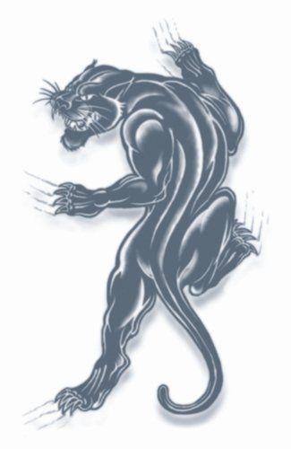 Prison Tattoos - Panther