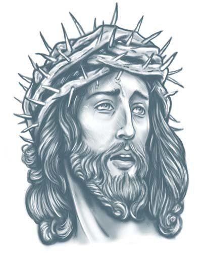 Prison Tattoos - Jesus