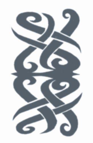 Tribal Tattoos - Borneo