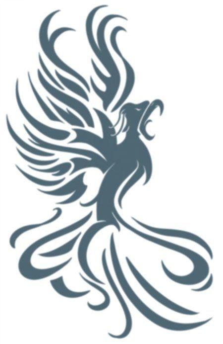 Tribal Tattoos - Phoenix