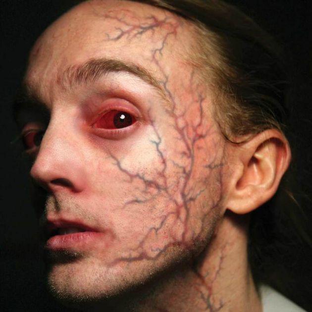 Trauma FX - Possessed Veins